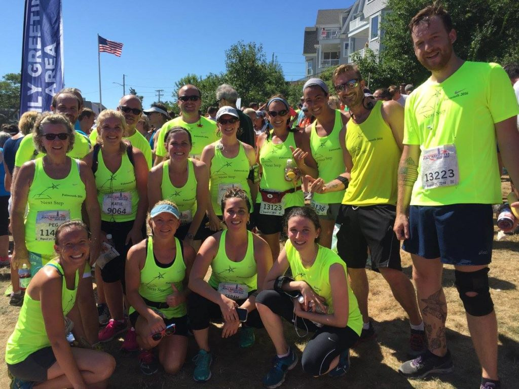 Falmouth Road Race - Team Next Step.jpg